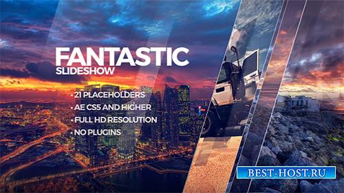 Fantastic Slideshow - Project for After Effects (Videohive)
