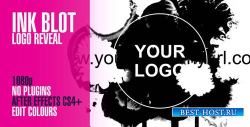 Ink Blot Logo Reveal - Project for After Effects (Videohive)