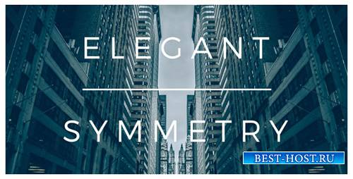 Elegant Symmetry - Project for After Effects (Videohive)