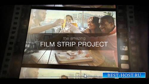 Film Strip Slideshow - After Effect Template (motionVFX)