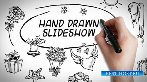 Hand Drawn Slideshow - Project for After Effects (Videohive)