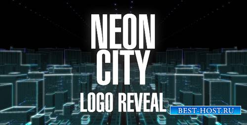 Neon City Logo Reveal - Project for After Effects (Videohive)