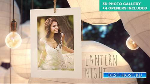 Lantern Night - Wedding Photo Gallery - Project for After Effects (Videohiv ...