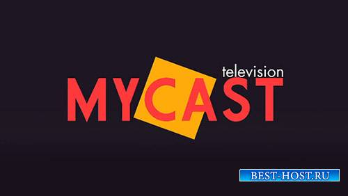 Mycast Title - After Effect Template (MotionVFX)