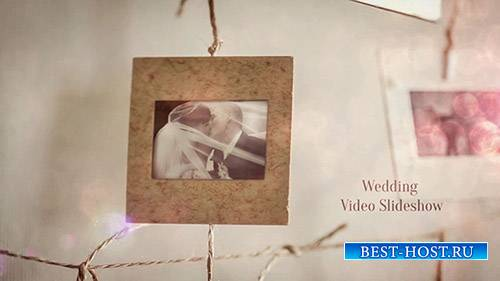 Portrait Craft - Wedding Video Slideshow - After Effects Template (RocketSt ...