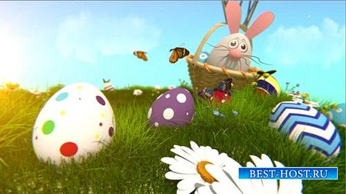Easter Egg - Project for After Effects (Videohive)