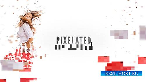Pixelated - Project for After Effects (Videohive)