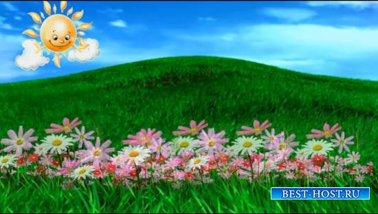Футаж весна