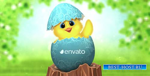 Easter Day - Project for After Effects (Videohive)