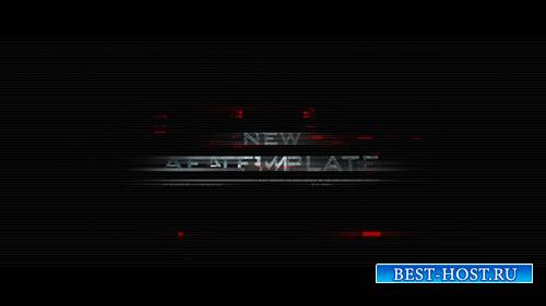 Glitch Trailer - Project for After Effects (Videohive)
