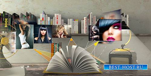 Photobook Animation Pro - Project for After Effects (Videohive)