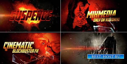 Epic Action Promo - Project for After Effects (Videohive)