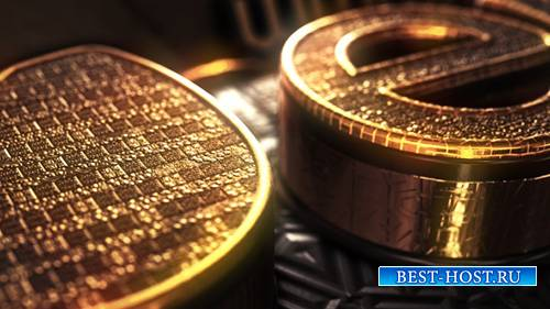 Gold Treasure Logo - Project for After Effects (Videohive)