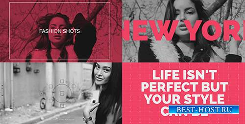 Fashion Shots - Project for After Effects (Videohive)