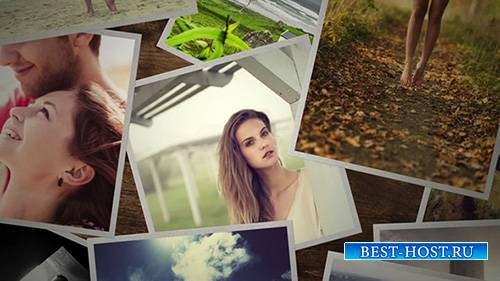 In Harmony - Photo Prints Video Slideshow - After Effects Template (RocketS ...