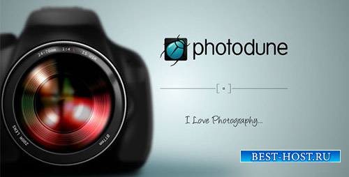 Photography Enthusiast - Project for After Effects (Videohive)