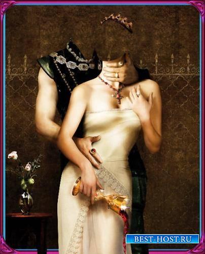 Двойной фошаблон - Герцог и герцогиня