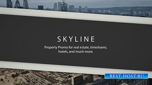Skyline - Property Promo - After Effects Template (RocketStock)