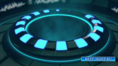 Accelerator - High Tech Logo Reveal - After Effects Template (RocketStock)