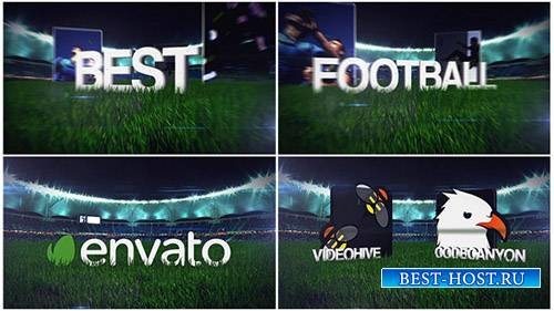 Football Soccer Field Opener - Project for After Effects (Videohive)