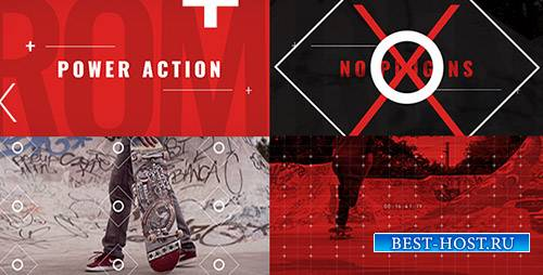 Power Action Promo - Project for After Effects (Videohive)