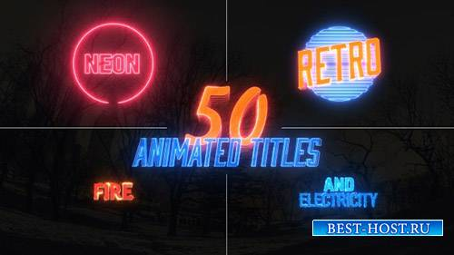 Awesome Title Pack - Project for After Effects (Videohive)