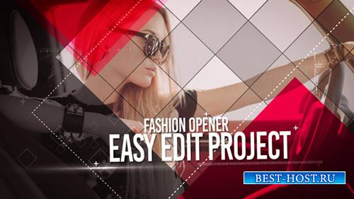 Мода Открытие - Project for After Effects (Videohive)