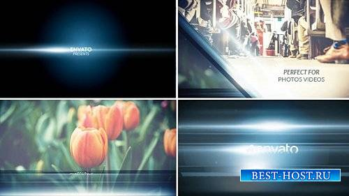 Слайд-Шоу - Project for After Effects (Videohive)