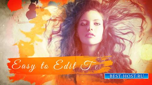 Чернила вступление - Project for After Effects (Videohive)