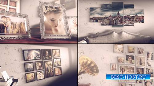 Винтажный Фото Слайд - Project for After Effects (Videohive)