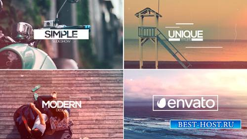 Слайдшоу - Project for After Effects (Videohive)