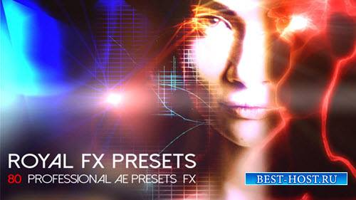 Королевские пресеты FX - Project for After Effects (Videohive)