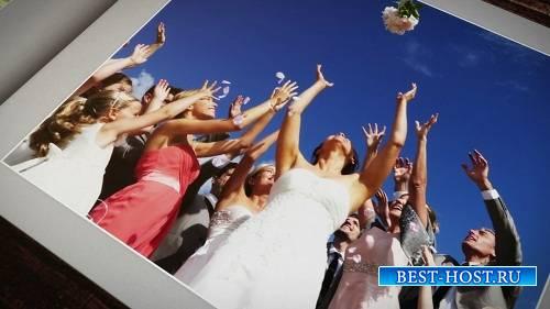 Супружество - Свадебный слайд-шоу - After Effects Template (RocketStock)