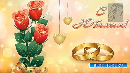 Набор свадебных футажей - юбилей свадьбы (2 часть) (footages)