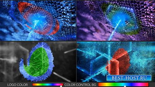 Раскрыть Логотип Энергии - Project for After Effects (Videohive)