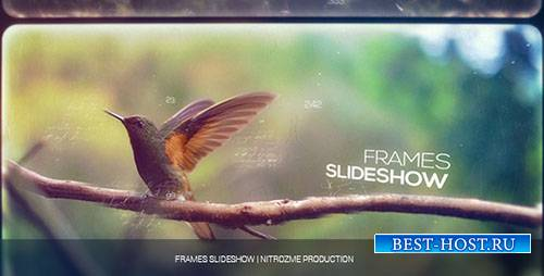 Параллакс Кадров - Project for After Effects (Videohive)