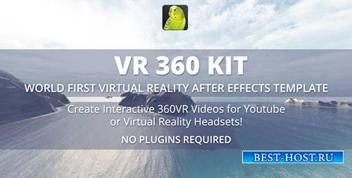 КОМПЛЕКТ ВР 360 - Project for After Effects (Videohive)
