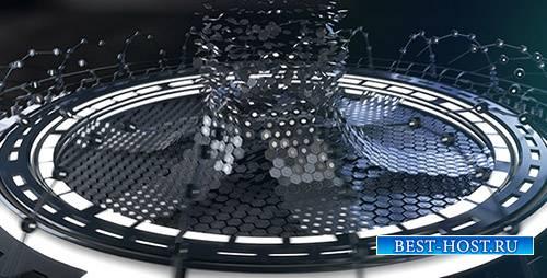 Логотип Высокотехнологичная Раскрыть - Project for After Effects (Videohive ...