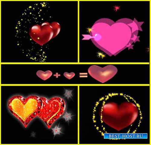 Футажи эффектов -  Дела сердечные
