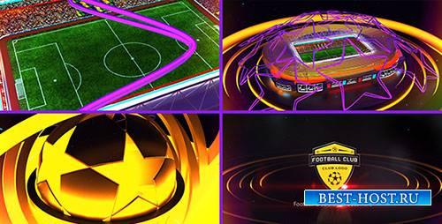 Футбольный Клуб Логотип Открывалка - Project for After Effects (Videohive)