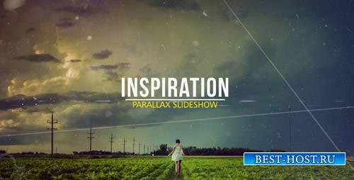 Вдохновение Слайд-Шоу Параллакс - Project for After Effects (Videohive)
