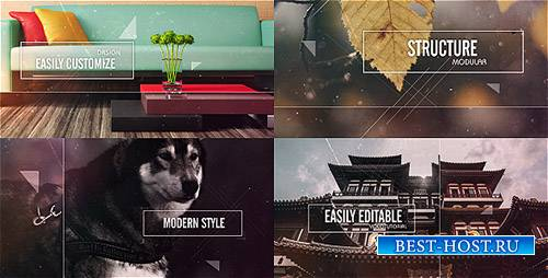Фотографии Слайды - Project for After Effects (Videohive)