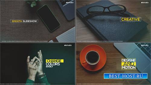 Плавное Слайд-Шоу - Project for After Effects (Videohive)