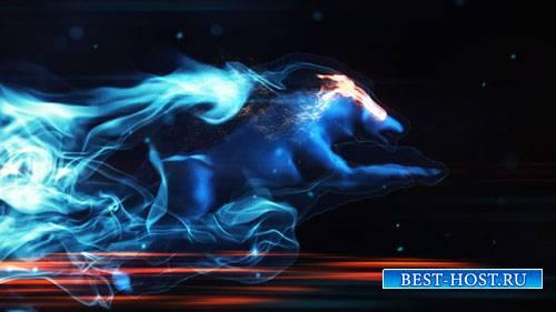 Мистический Волк Раскрыть - Project for After Effects (Videohive)