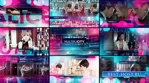Множественность - Project for After Effects (Videohive)