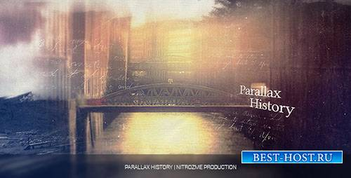 История Параллакса - Project for After Effects (Videohive)