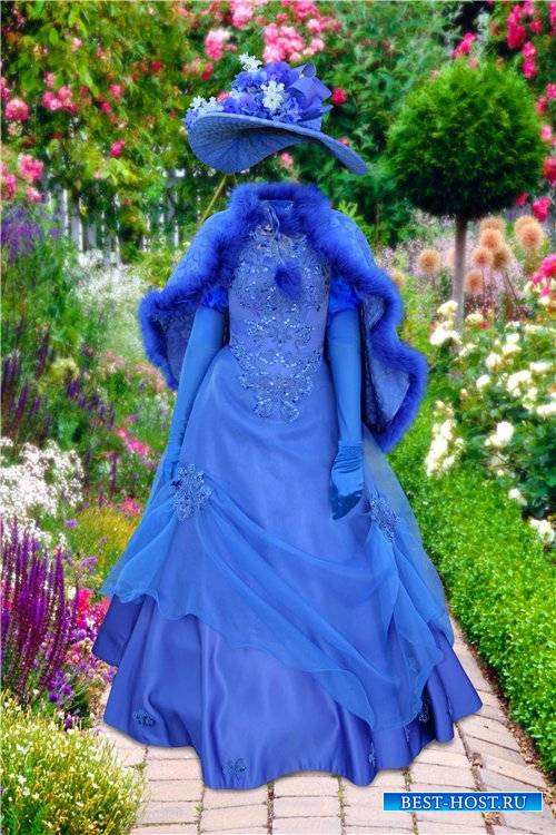 Шаблон для фотошопа девочкам – Девочка в саду