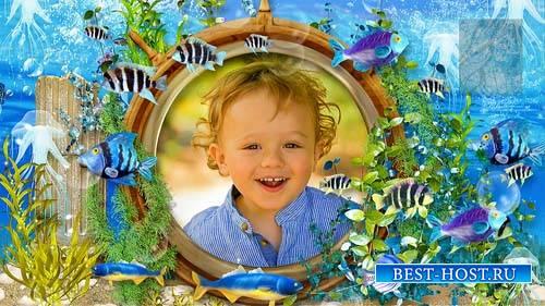 Бесплатные детские морские стили (5 часть) для ProShow Producer