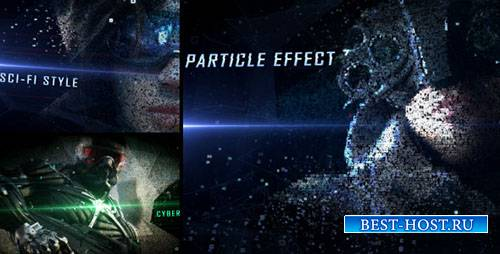 Цифровой Форме Интро - Project for After Effects (Videohive)