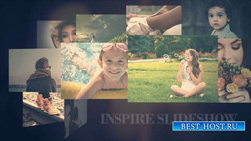 Вдохновлять Слайдшоу 16725623 - Project for After Effects (Videohive)